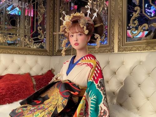 三上悠亜 花魁 コスプレ 07