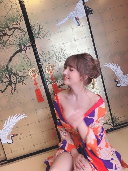 三上悠亜 花魁 コスプレ 20