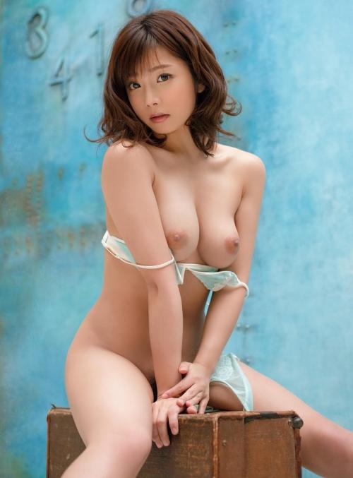 AV女優さんの癒やしのおっぱい エロ画像 59