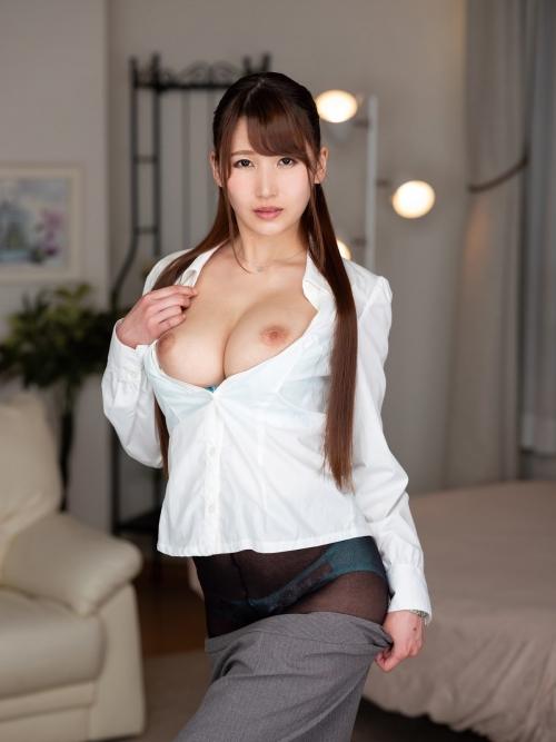 AV女優さんの癒やしのおっぱい エロ画像 65