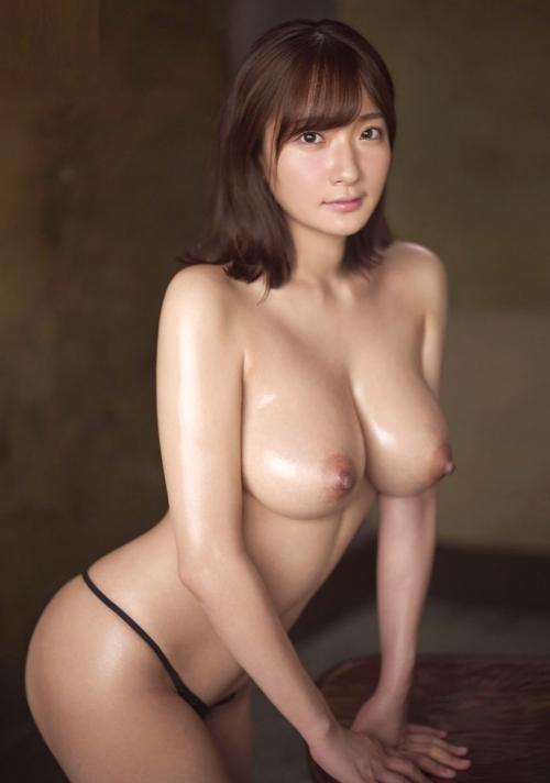 AV女優さんの癒やしのおっぱい エロ画像 80