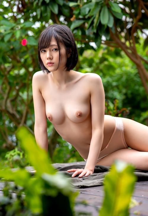 AV女優さんの癒やしのおっぱい エロ画像 97