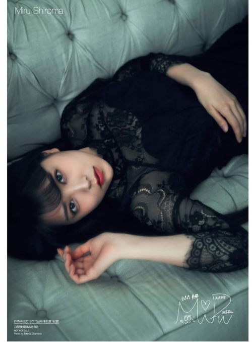 NMB48 白間美瑠 グラビア画像 04