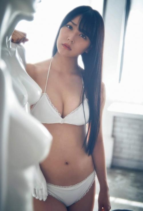 NMB48 白間美瑠 グラビア画像 05
