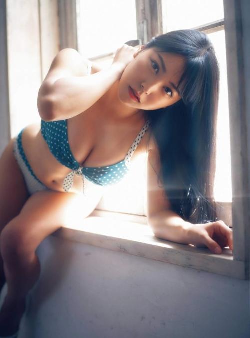 NMB48 白間美瑠 グラビア画像 13