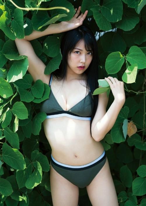 NMB48 白間美瑠 グラビア画像 20