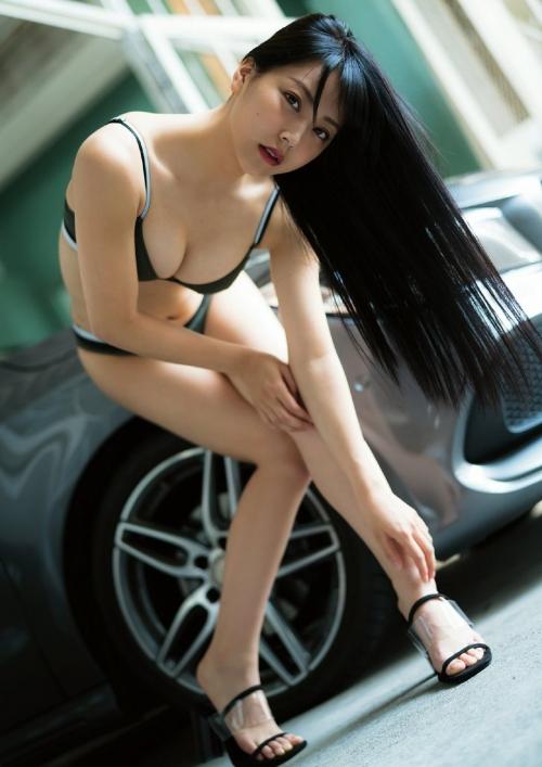 NMB48 白間美瑠 グラビア画像 21