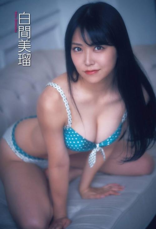 NMB48 白間美瑠 グラビア画像 35