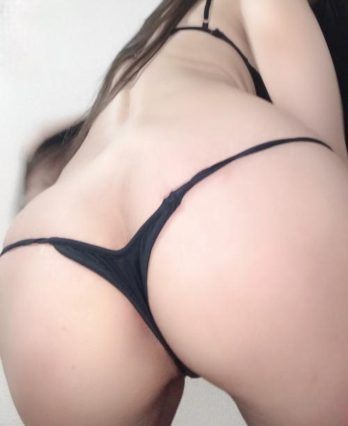 Tバックのパンティ(t-back_ass) エロ尻画像 44