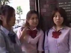 JK3人組にぷち円で高額報酬を払うおじさん