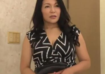 宝田さゆり 五十路の嫁の母と背徳セックス