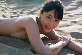 川崎あやさんが引退間際に渾身の全裸ヌード