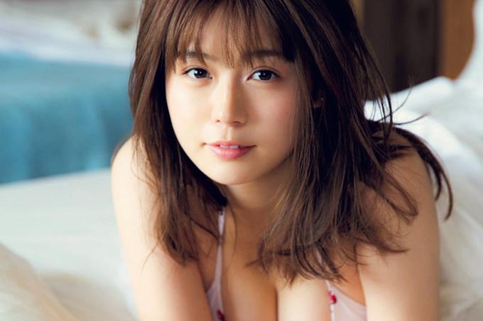 井口綾子 沖縄デートをテーマに密着撮!