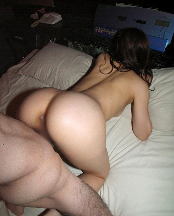 後背位 セックス 画像 93