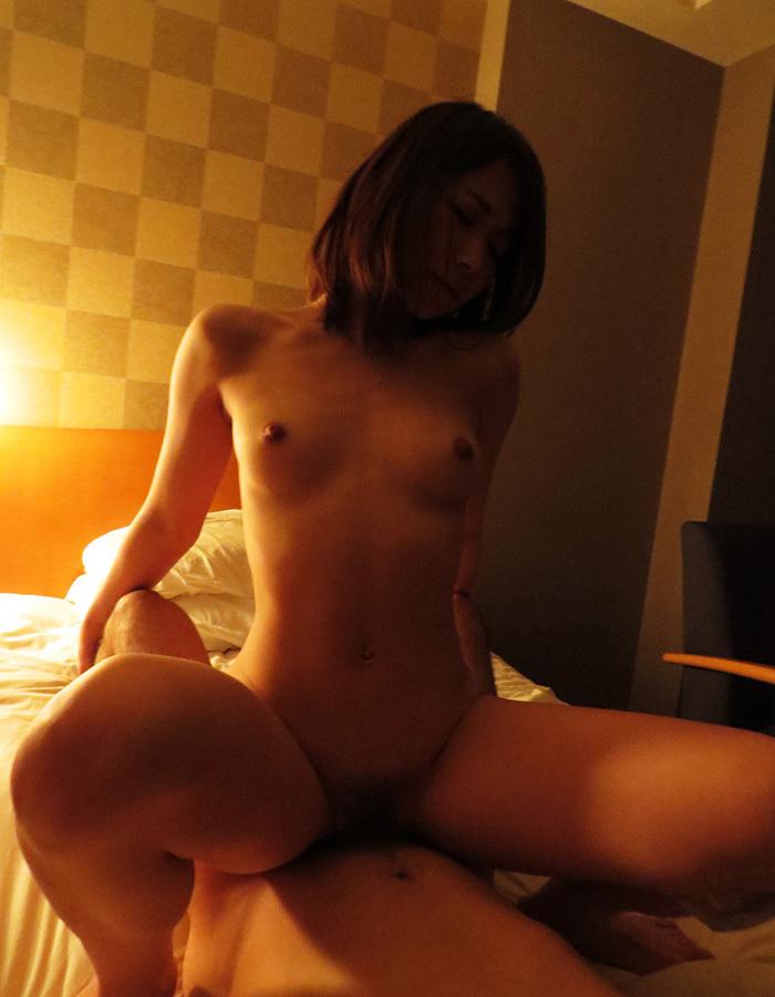 騎乗位 セックス 画像 19
