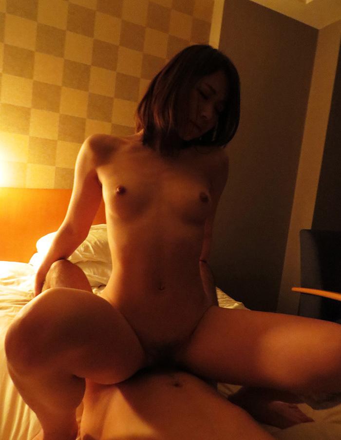 騎乗位 セックス 画像 38