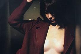 山崎真実、ヌードショットで乳輪みせる!手マンオナニーでイってるwww