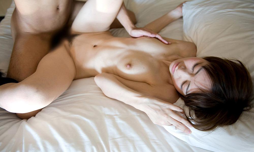 正常位 セックス 画像 1