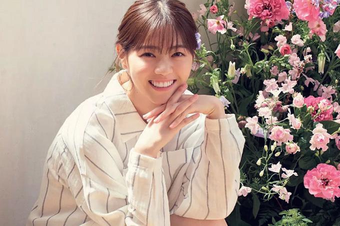 西野七瀬 花の香りと可愛いお姉さんと。