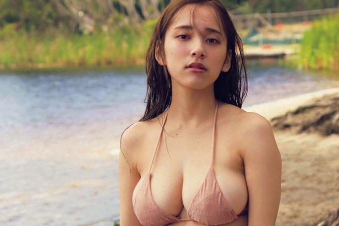 都丸紗也華 魅惑のFカップが溢れる!
