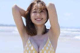 日本一一緒に飲みたい美女の高田秋(28)