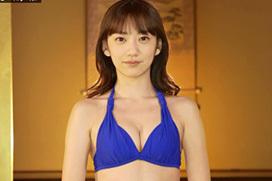 鎧美女で関根優那(24)の水着おっぱい part2