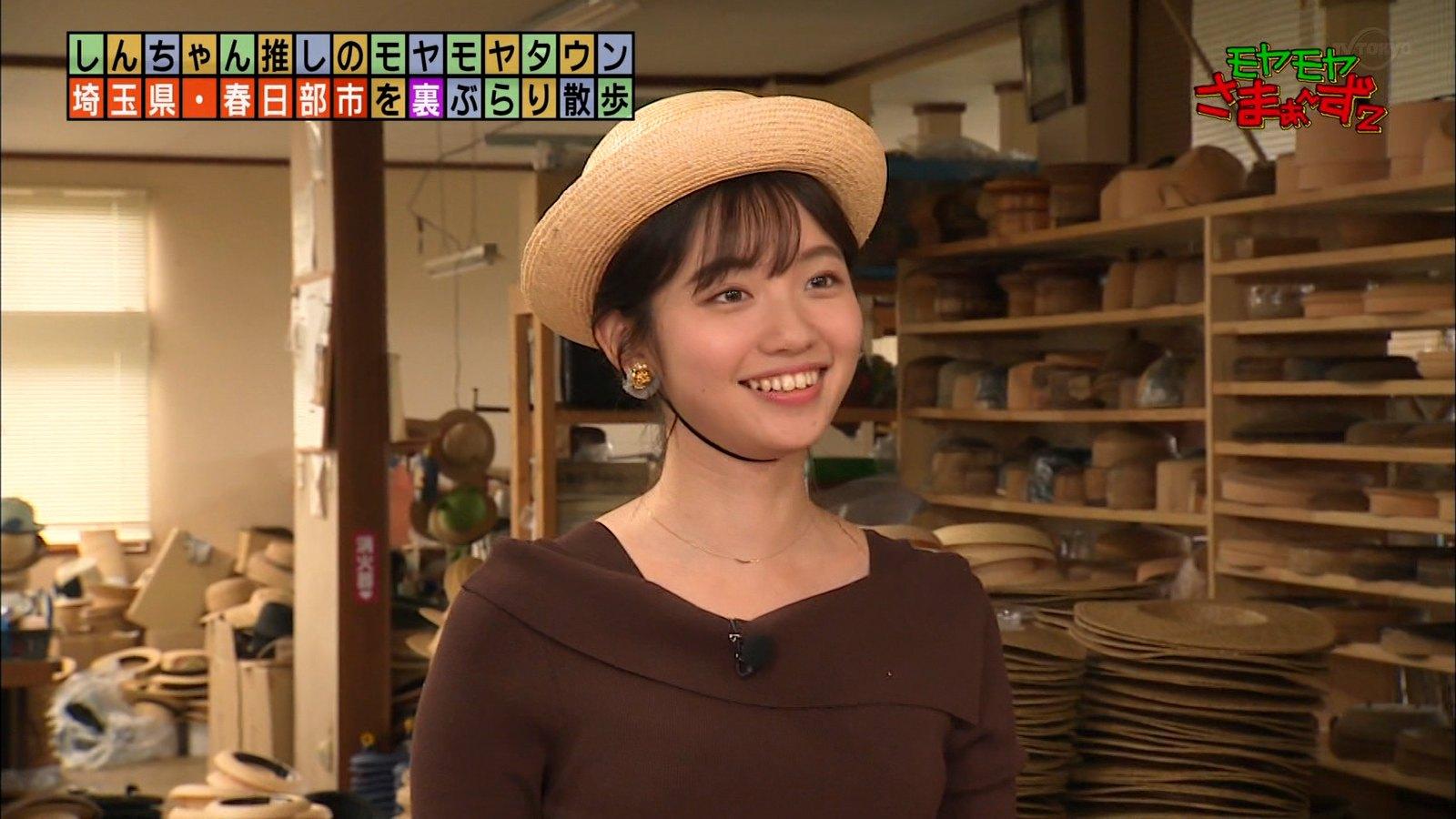 田中瞳アナの可愛い顔10