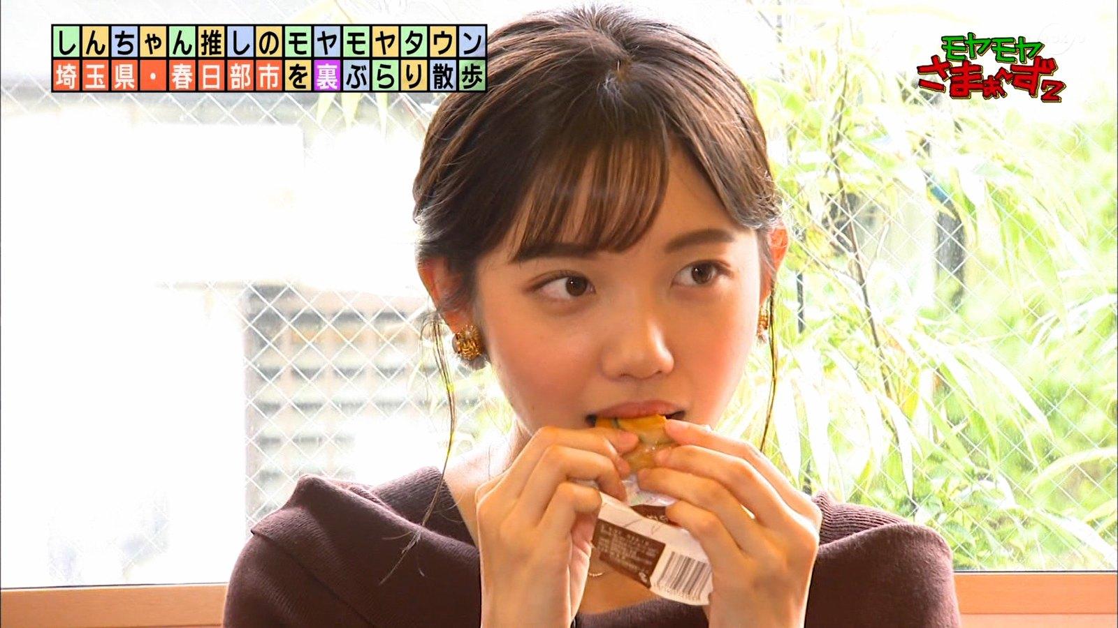 田中瞳アナの可愛い顔16
