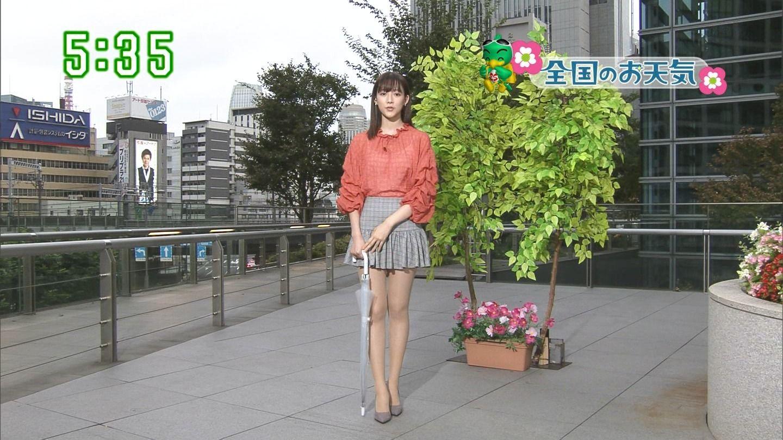 お天気お姉さん、山崎あみチャン3