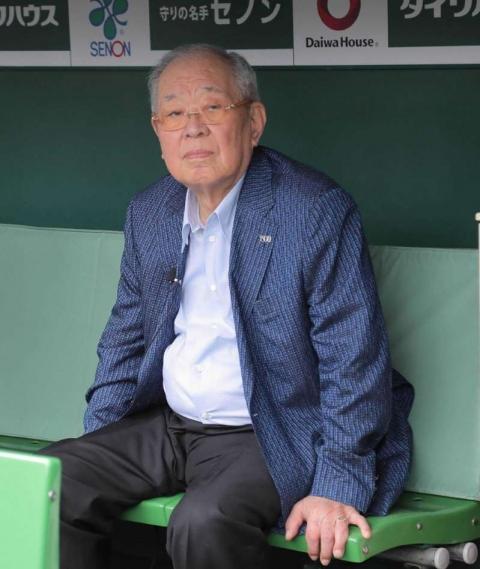 野村克也 プロ野球 シダックス 監督 選手