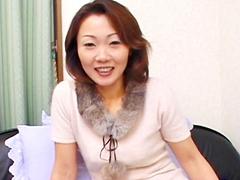 【無修正】藤田恵美 セフレ10人でも足りない貧乳熟女