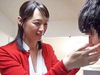 高齢人妻熟女動画 あっふ〜ん:「私でいいの?」五十路の美熟女が30歳も年下の童貞くんを筆おろし 安野由美