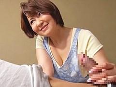 ダイスキ!人妻熟女動画 : 夜が満たされない五十路妻が息子の反り勃つイチモツの虜に! 石野祥子