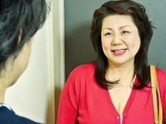 ダイスキ!人妻熟女動画 : 六十路でぽっちゃり段腹の叔母と一線を越える甥っ子 富岡亜澄