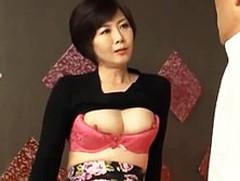 ダイスキ!人妻熟女動画 : 行きずりの男たちを弄び、ひとときのセックスで男どもを圧倒する四十路妻 竹内梨恵