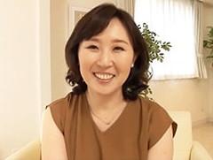 ダイスキ!人妻熟女動画 : 五十路で優しい雰囲気の可愛いお母さんがAVデビュー 桧山えつ子