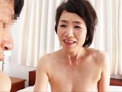 高齢人妻熟女動画 あっふ〜ん : 六十路の高齢熟女が若い男性と久しぶりのセックス、そして3Pも 内原美智子