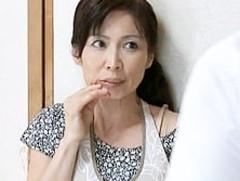 ダイスキ!人妻熟女動画 : 「お義母さん、抱かせてください!」五十路の痩せた姑と濃密ベロチューSEX! 松下美香