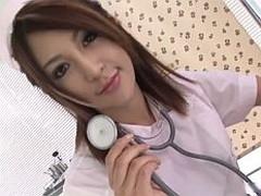 あだるとあだると : 【無】スレンダー美脚な美人ナースが医者に患者に休み知らずの中出し診療♪