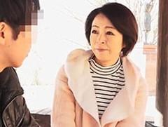 ダイスキ!人妻熟女動画 : 温泉母子交尾〜五十路の母親を異性として愛してしまった息子 藍川京子