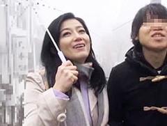 ダイスキ!人妻熟女動画 : 四十路の女教師がかつての教え子との不倫旅行でマニアックセックス! 七海ひさ代