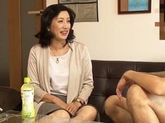 高齢人妻熟女動画 あっふ〜ん : 熟女ナンパ ★「私なんかでいいの?」家庭的な五十路妻とセックス!