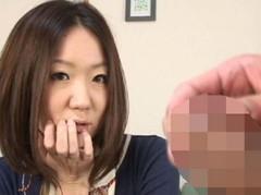 えろある! : «素人»セックスレスの美美人妻にセンズリ鑑賞を見せると性欲が爆発してメスモード全開www