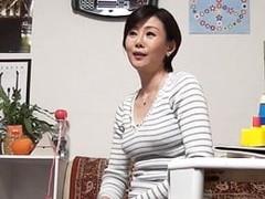 高齢人妻熟女動画 あっふ〜ん : 熟女ナンパ ショートカットが似合う四十路奥様をお持ち帰りセックス