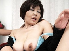 ダイスキ!人妻熟女動画:【初撮り熟女】五十路妻がたわわに実ったGカップ軟乳を振り乱してイキまくる! 平尾雅美