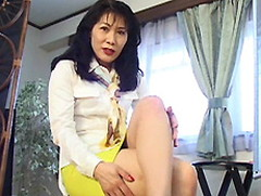 オバタリアン倶楽部:【無修正】チ●ポ大好き女社長48歳! 安藤貴子
