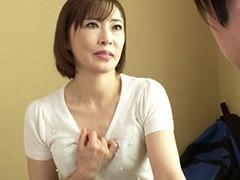 高齢人妻熟女動画 あっふ〜ん : 「母さんとゴム無しでやってみる?」息子の練習台になる母 嶋崎かすみ