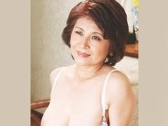 高齢人妻熟女動画 あっふ〜ん : 57歳の五十路のお母さんと風呂場でエッチしたった! 高杉美幸