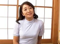 ダイスキ!人妻熟女動画 : 五十路義母の完熟したカラダに欲情した娘婿、蜜壺に巨根ぶち込む! 永山麗子