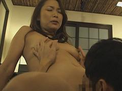 熟女ストレート : 宮本紗央里 夫のEDがきっかけで不倫に溺れる淫乱おばさん
